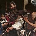 Italy, Lazio, Rome, Borghese Gallery by Everett