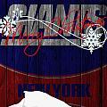 New York Giants by Joe Hamilton