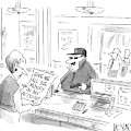 New Yorker August 4th, 2008 by Christopher Weyant