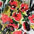 Fragrance Of Flowers by Baljit Chadha