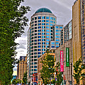 2nd Avenue - Seattle Washington by David Patterson