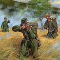 2nd United States Sharpshooters Berdan's by Mark Maritato