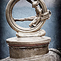 1912 Gobron-brillie 12 Cv Skiff Hood Ornament by Jill Reger