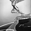 1932 Auburn 12-160 Speedster Hood Ornament by Jill Reger