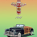 1948 Chrysler Town And Country by Jack Pumphrey
