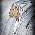 1948 Pontiac Hood Ornament by Jill Reger