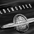 1950 Oldsmobile 88 Emblem by Jill Reger