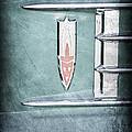 1958 Oldsmobile Emblem by Jill Reger