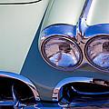 1960 Chevy Corvette by David Patterson