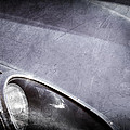 1963 Jaguar Xke Roadster Headlight by Jill Reger