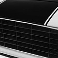 1969 Chevrolet Camaro Rs-ss Indy Pace Car Replica Grille - Hood Emblems by Jill Reger