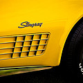 1971 Chevrolet Corvette Stingray by David Patterson