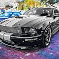 2007 Ford Mustang Shelby Gt Painted  by Rich Franco