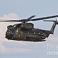 A Ch-53gs Of The German Army by Timm Ziegenthaler