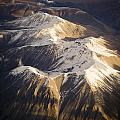 Aerial Mountains by Tim Hester