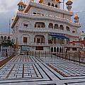 Akal Takht by Devinder Sangha
