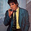 Al Pacino 2 by Paul Meijering