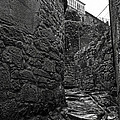 Ancient Street In Tui Bw by RicardMN Photography