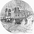 Arkansas Hot Springs, 1878 by Granger