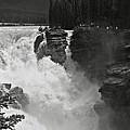 Athabasca Falls by RicardMN Photography