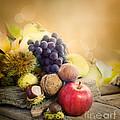 Autumn Fruit by Mythja  Photography
