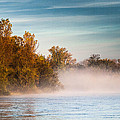 Autumn Morning by Davorin Mance
