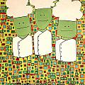 3 Bakers by Donna Howard