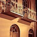Balconies by Tom Gowanlock