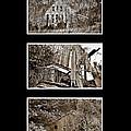 3 Barns Vertical by Greg Jackson
