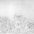 Battle Of Princeton, 1777 by Granger