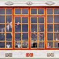Bay Window by Werner Lehmann