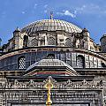 Beyazit Camii Mosque by Sophie McAulay