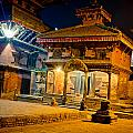 Bhaktapur City Of Devotees Artmif.lv by Raimond Klavins