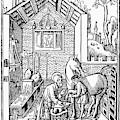 Blacksmith, C1250 by Granger