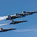 Blue Angels by Rick Selin