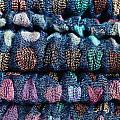 Blue Cloth by Tom Gowanlock