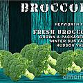 Broccoli Farm by Marvin Blaine