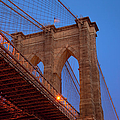 Brooklyn Bridge by Brian Jannsen
