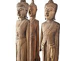 Buddha Figurine  by U Schade