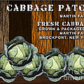 Cabbage Farm by Marvin Blaine
