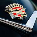 Cadillac Emblem by Jill Reger