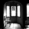 3 Castle Rooms Bw by Mike Nellums