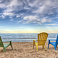 3 Chairs by Scott Norris