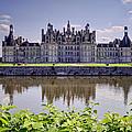 Chambord Castle by Ioan Panaite
