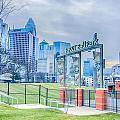 Charlotte Ballpark by Alex Grichenko