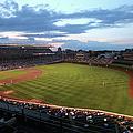 Cincinnati Reds V Chicago Cubs by Jonathan Daniel