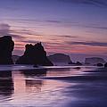 Coastal Reflections by Andrew Soundarajan