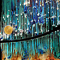 Colorful Abstract by Sharon Cummings