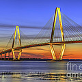 Cooper River Bridge by Dale Powell
