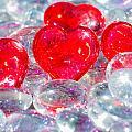 Crystal Heart by Peter Lakomy